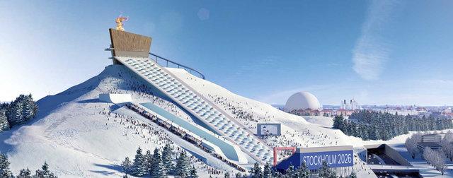 Direkt efter beslutet bestämde sig styrelsen för SOK att ändå fortsätta  ansökningsprocessen mot ett svenskt OS och Paralympics 2026 – med eller  utan ... fa857e31c6afe