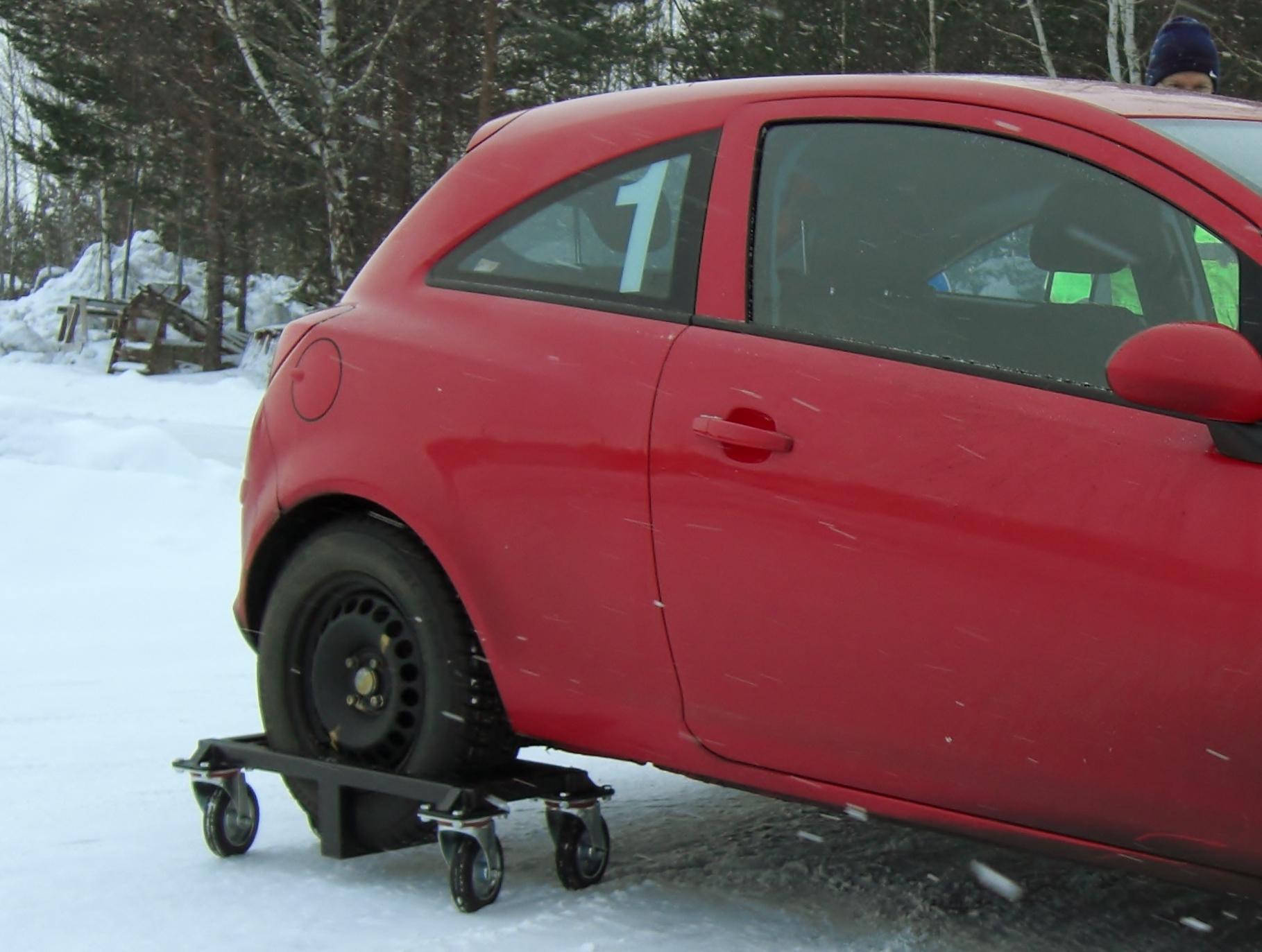 Fixar du att köra den här bilen?